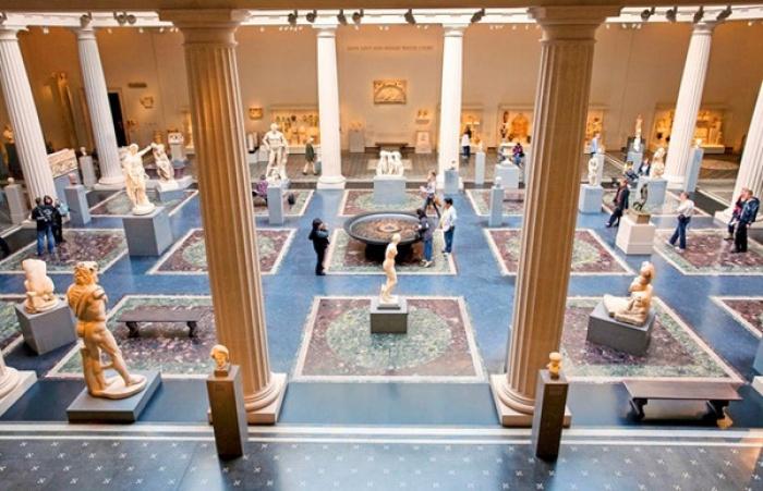 Bảo tàng nghệ thuật trung tâm, New York, Mỹ