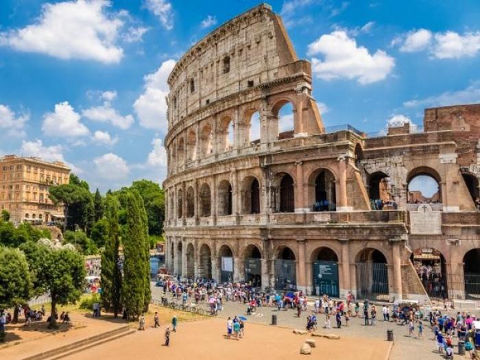 Đấu trường La Mã, Rome, Italy