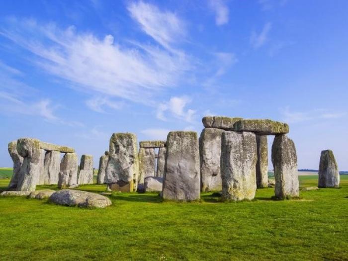 Vòng tròn đá Stonehenge, Wiltshire, Anh