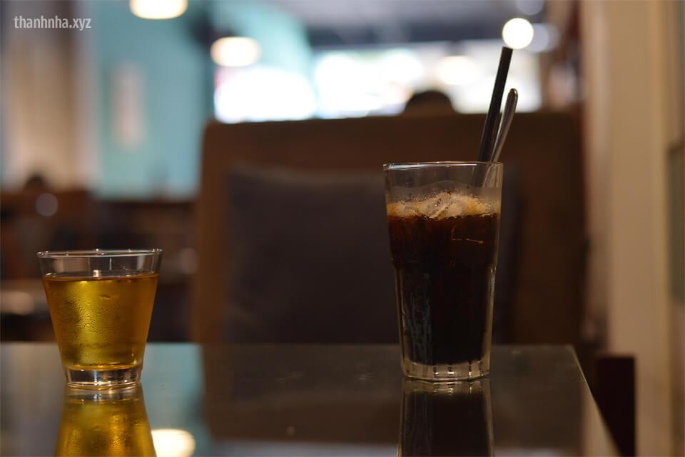 Bài học từ cà phê và tách