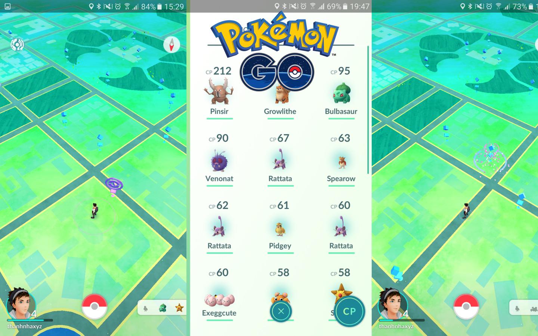 Pokémon GO đã chính thức có mặt tại Việt Nam