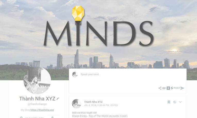 Minds là cái chi chi và ứng dụng gì cho Online Marketing