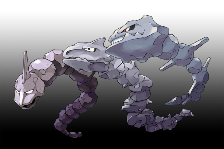 Pokemon Onix