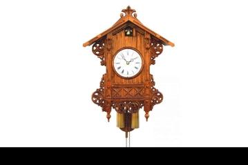 Chiếc đồng hồ có chim cúc cu